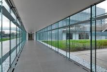 iGuzzini Lab - stoneware high performance LEED