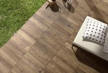 Treverkhome20 - outdoor wood effect thick tiles